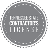 Tennessee State Contractor's License